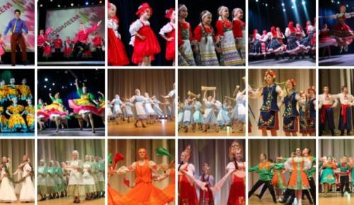Малышей Южного Бутова пригласили на занятия танцами в центр «Лира»