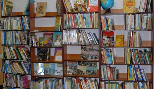 Книги для детских домов можно принести в библиотеку № 169 «Проспект»