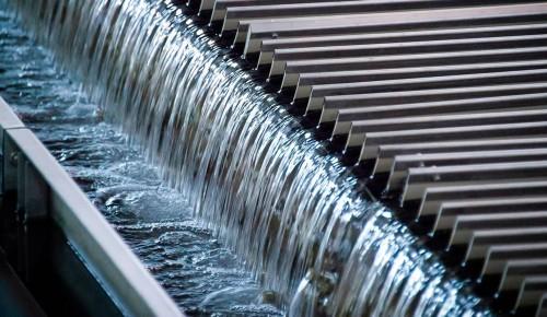 Качество питьевой воды в Москве год от года повышается