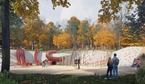 Собянин рассказал о благоустройстве поймы реки Чермянки и создании парка «Яуза»