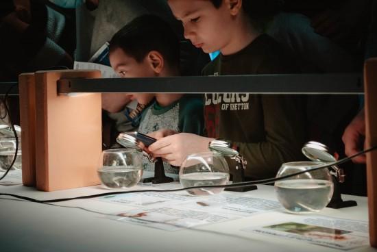 В Дарвиновском музее отметили Международный день воды