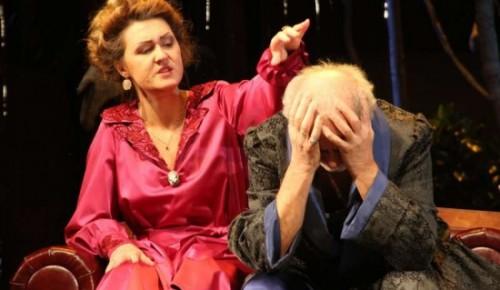 Театр Армена Джигарханяна приглашает на премьеру спектакля «Васса»