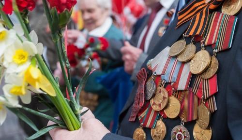 Собянин подписал распоряжение о выплатах ветеранам ко Дню Победы