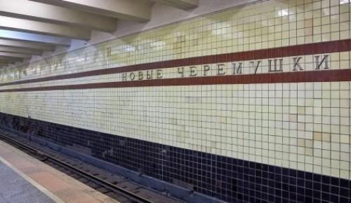 На станциях метро «Профсоюзная» и «Новые Черемушки» появились звуковые маяки