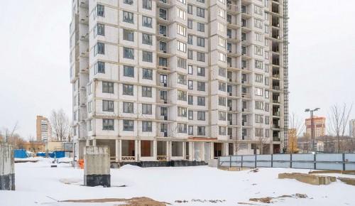 В Ломоносовском районе сдадут дом по программе реновации