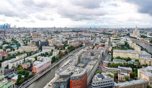 Жители столицы примут участие в разработке концепции благоустройства общественных пространств