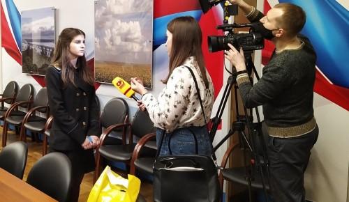Студенты Губкинского университета стали призёрами  Международного молодежного конкурсного мега-проекта «Один день моей страны»