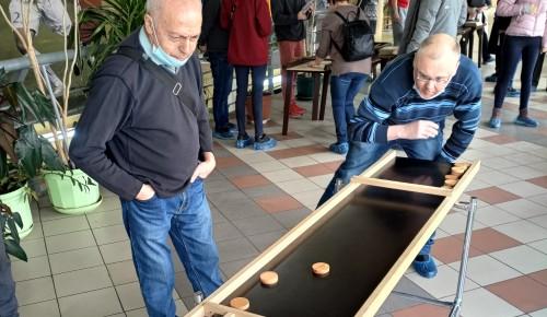 Команда Черемушек приняла участие в окружных соревнованиях по жульбаку