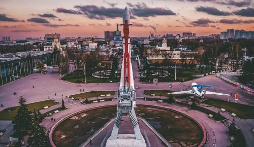Наталья Сергунина рассказала об участии ВДНХ во всемирной акции «Час Земли»