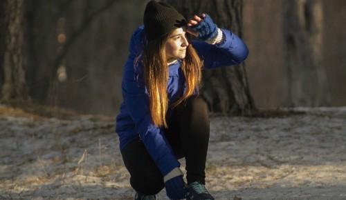 Воронцовский парк проводит занятия по легкой атлетике