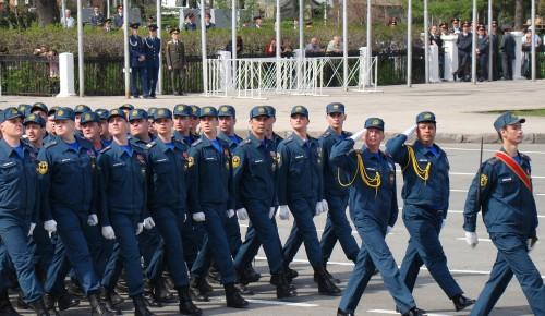 Академия ГПС МЧС России объявляет о наборе абитуриентов в 2021 году
