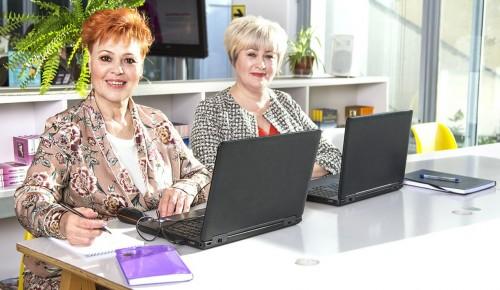 Долголеты из Черемушек могут пройти курс видео-лекций «Московские электронные сервисы»