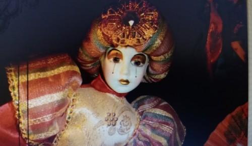 В Библиотеке № 186 имени Есенина открылась  выставка кукол  Андрея Денникова