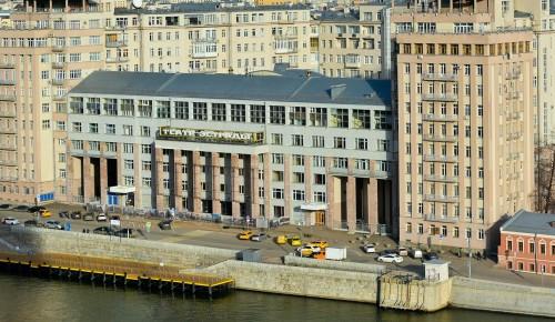 Собянин: Театр Эстрады откроется после комплексной реставрации в 2022 году