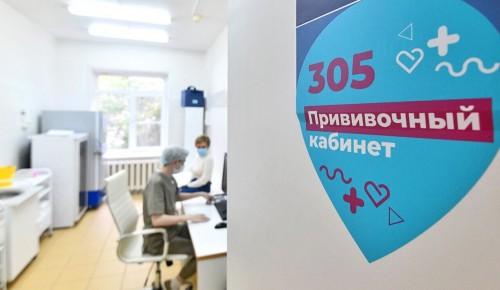 В торговом центре «Калужский» закрылся мобильный пункт вакцинации от COVID-19