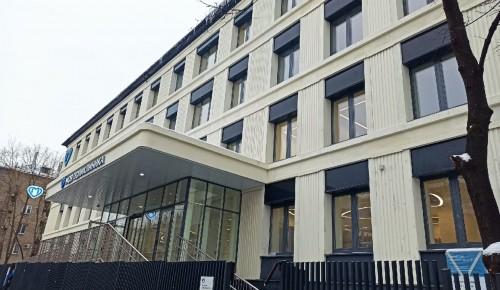 Поликлиника на улице Ремизова откроется после капремонта в марте