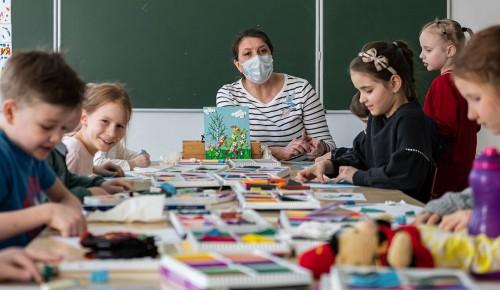 Городской проект «Искусство – детям» выполнен более чем на две трети