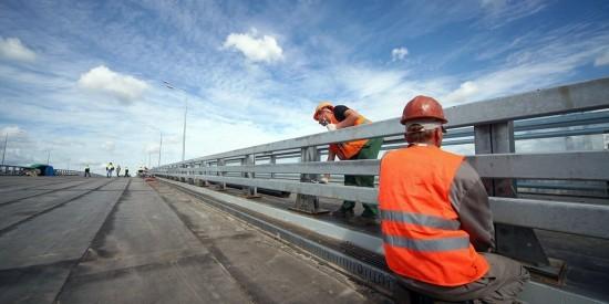 Севастопольский путепровод отремонтируют в ЮЗАО столицы