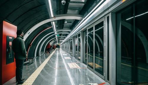 В Москве на радиальных линиях метро до конца 2025 года построят около 30 станций