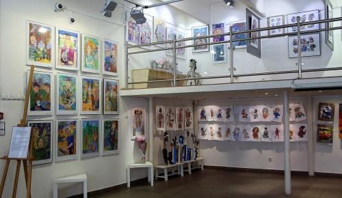 В «Изопарке» проходит выставка детских рисунков