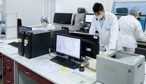 Москва попала в тройку мировых лидеров в разработках инноваций по борьбе с COVID-19