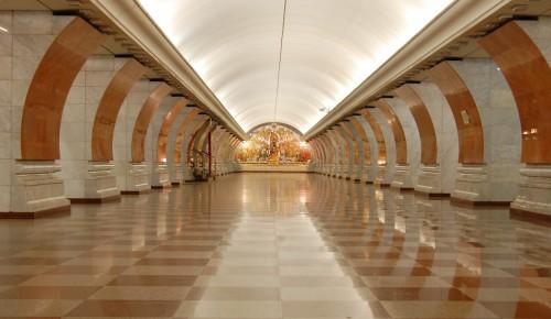 В Москве на радиальных ветках метро до конца 2025 года построят около 30 станций