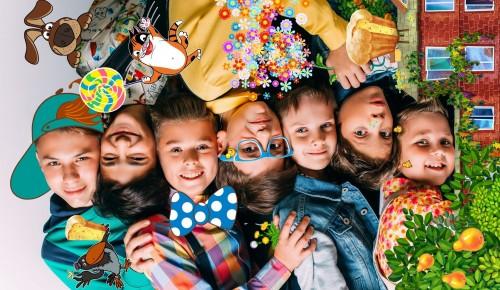 В КЦ Вдохновение пройдёт концерт  детского коллектива «Волшебники двора»