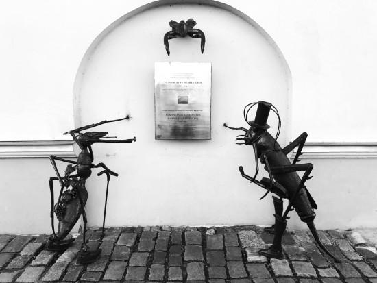 Жители Котловки могут увидеть первые мультфильмы о насекомых Владислава Старевича