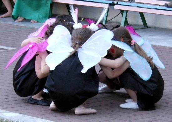 Студия «Малинки» приглашает самых маленьких жительниц Северного Бутова на занятия танцами