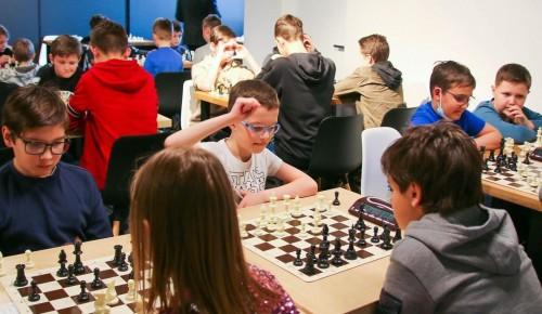 В детском технопарке МФЮА прошел первый чемпионат по шахматам