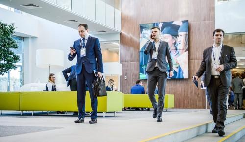 Сергунина: Представители ключевых отраслей столицы вошли в совет предпринимателей Москвы