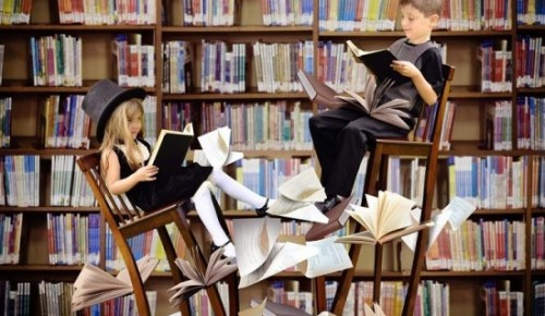 Преподаватель института системных рассказала про  проект «Детские книги в круге чтения взрослых»