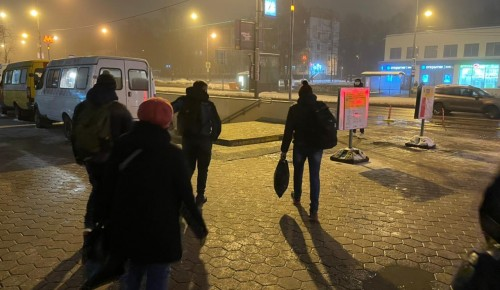 Движение поездов на участке от «Новых Черемушек» до «Беляево» вновь открыто для пассажиров
