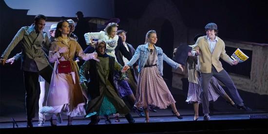 Наталья Сергунина подвела итоги культурной акции «Ночь театров»