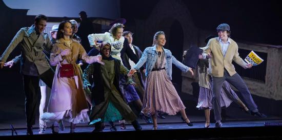 Сергунина: Аудитория онлайн-трансляций «Ночи театров» превысила 550 тыс человек