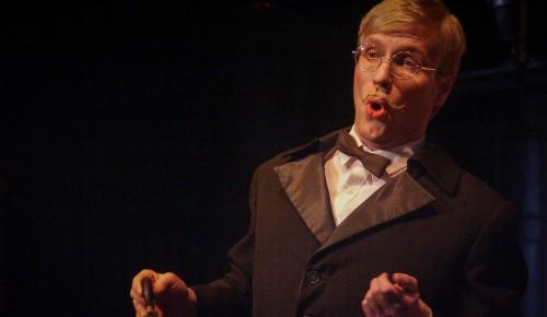 Текст Тотального диктанта  в галерее «Нагорная»  прочитает оперный певец  Герман Юкавский