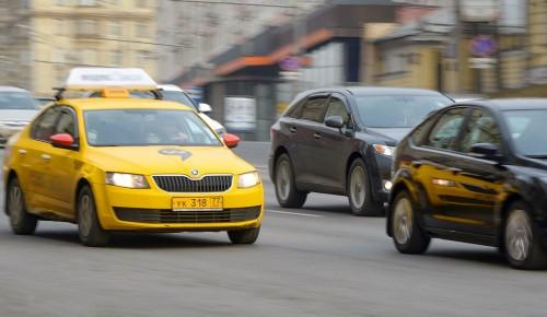 По просьбам горожан движение на семи улицах Москвы станет односторонним