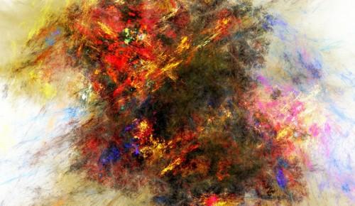 Выставку современного искусства открыли в Московском метрополитене