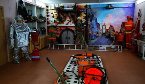 Проект пожарно-спасательного колледжа имени В.М. Максимчука вошел в число лучших среди образовательных учреждений столицы