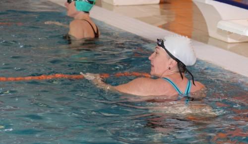 Пловцы Теплого Стана стали призерами окружного турнира