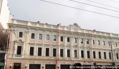 Москва намерена сохранить магазин «Елисеевский»
