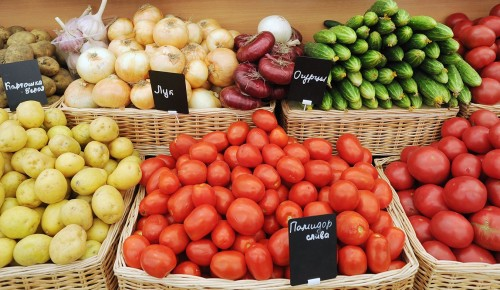 Фермерские продукты жители Конькова смогут купить на ул. Островитянова и Академика Челомея