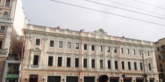 Город проследит за сохранностью здания «Елисеевского»