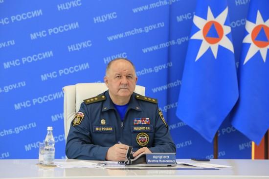 Прохождение весеннего половодья - на контроле МЧС России