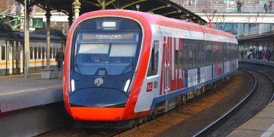 Собянин рассказал о рекордных перевозках пассажиров на МЦД-1 и МЦД-2