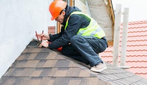 Крыши домов в Гагаринском районе ждёт капитальный ремонт