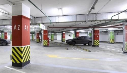Жители Ломоносовского района могут купить у города машино-места на выгодных условиях