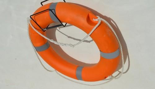 Кадеты школы №626 научились спасать людей на воде