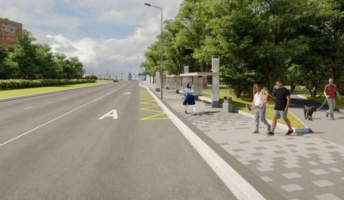 Собянин: Благоустройство магистрали Таганка – Липецкая станет одним из крупнейших проектов года