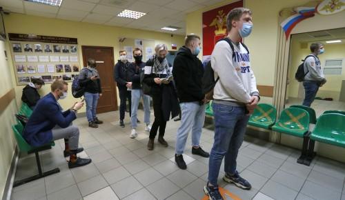 Весной в Конькове на военную службу призовут 70 человек